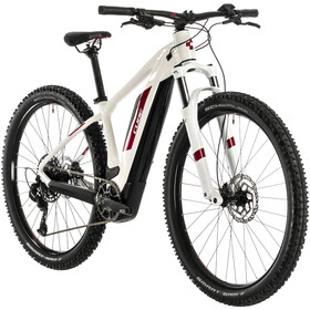 Cube Access Hybrid Pro 500 Dames, white/berry